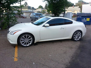 2008 Infiniti G37 S Coupe - Remote Starter - 2 Sets of Wheels