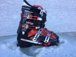 Used Mens Rossignol Synergy 80 Ski Boots