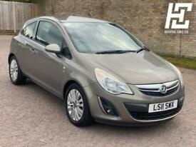 image for 2011 11 VAUXHALL CORSA 1.4 EXCITE AC 3D 98 BHP