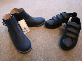 Bundle of girls shoes/boots. Size 4. Brand new with tags!