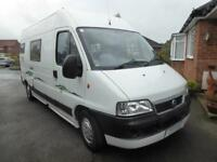 Trigano Tribute 2 berth campervan for sale Ref 12050