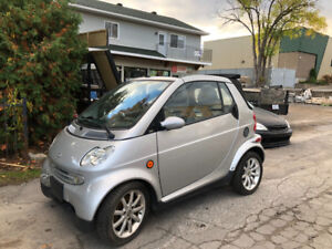 2006 Smart ForTwo Passion CDI Diesel Cabriolet