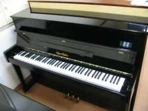 ★ New Upright Piano - August Hoffman