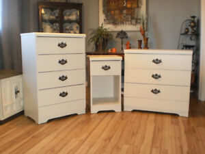 Solid Wood Dresser Set