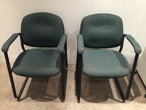 Office chairs (2)