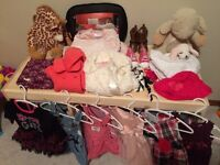 Baby girl clothes & accessories