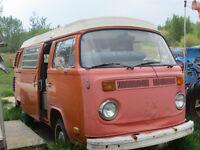 1973 Volkswagen Bus/Vanagon Minivan, Van