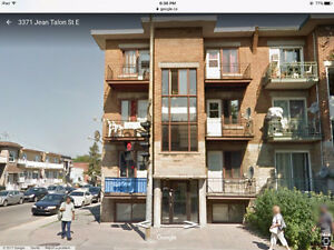 appartement 4½ louer, 5 minutes à pieds du metro St-Michel
