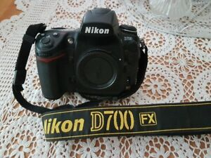 Nikon D700, battery, charger and 8G Compact Flash card