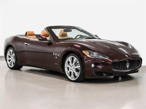 2010 Maserati GranTurismo Convertible RARE FIND