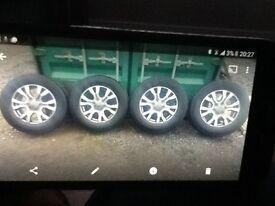 2016 ford ranger alloys n wheels facelift grill load liner n sports arch bar