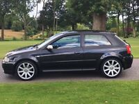 Audi S3 BAM, 2002 (02), Manual Petrol, 107000 miles