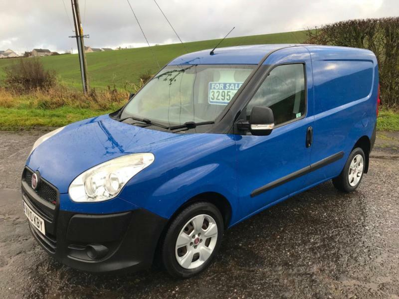 Fiat Doblo Cargo Van Low Miles In Dunfermline Fife Gumtree