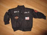 Vêtements enfant Harley Davidson