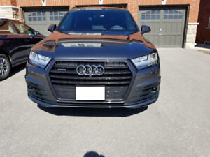 2018 Audi Q7 , fully loaded
