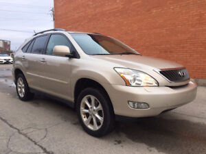 2008 LEXUS RX350 ULTRA PREMIUM-NAV-XENON-BCKP CAM-NO ACCIDENTS