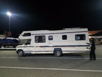Looking for some space to park my RV up at