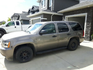 2012 Chev Tahoe PPV (Police Pursuit Vehicle) 2 Wheel Drive