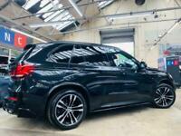 2017 BMW X5 3.0 M50d Auto xDrive (s/s) 5dr SUV Diesel Automatic