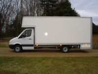 Man with van services house/Storage move removals, collections, furniture, cheap, Handyman 24-7