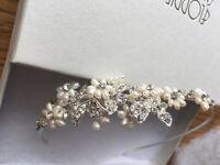 Bridal Side Headband