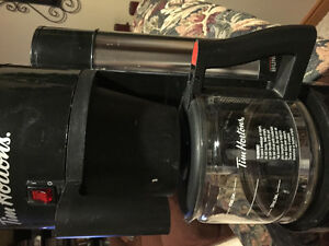 Tim Horton's Stainless Steel Drip Coffee Maker