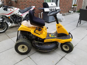 Club cadet ride on tractor  for sale
