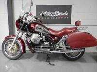 "MOTO GUZZI CALIFORNIA EV TOURING ""80th ANNIVERSARY "" LTD EDITION 288/300 2002 02"