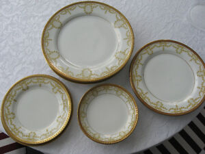VINTAGE LIMOGES,FRANCE ,DISHES