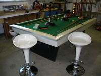 Craftsman Recreations L.T.D. Slate Pool Table For Sale