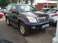 TOYOTA LANDCRUISER - Blue Manual Diesel, 2006