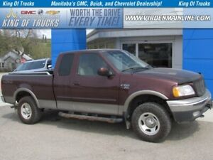 2001 Ford F-150 XLT | Ext | 4X4