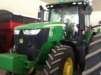 2014 JD 7200R ,fully equipped
