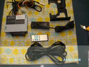 For sale new CD Player/Changer for your car..West Island .....