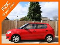 2010 Skoda Fabia 1.2 S 5 Door 5 Speed Air Conditioning Just 2 Private Owners Onl