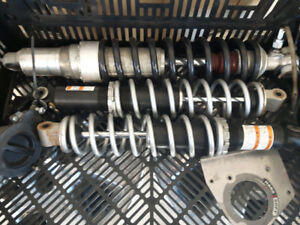 Front and Rear Shocks