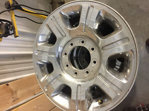 Stock Ford Rims