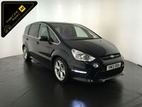 2013 FORD S-MAX TITANIUM X SPORT TDCI 7 SEATER 1 OWNER FROM NEW FINANCE PX