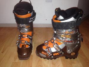 Scarpa Mobe Ski Touring Boots 26.5