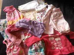 0-6M Baby Girl Clothes Lot