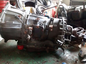 2006 Allison 6 speed automatic 2wd