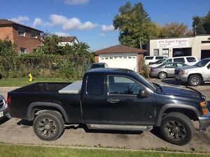 2008 GMC Canyon 4x4. Certified and e tested