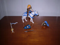 Playmobil 30th Anniversary Special Golden Knight.