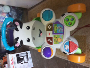 Walking toy- perfect condition!
