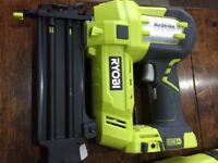 Ryobi nail gun Brand New