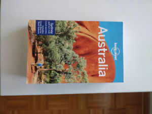 Australia 18th edition by Lonely Planet