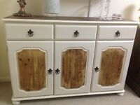 3 Door 3 Drawers Sideboard- Solid Pine
