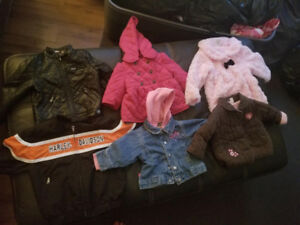 Yard sale! Girls Baby N Toddler Clothes and toys!