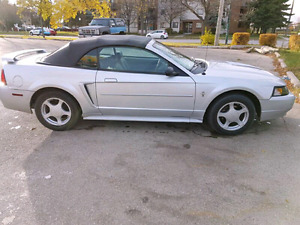 2001 Ford Mustang Convertible Fresh Safety