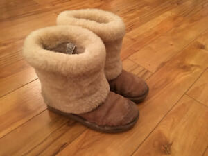 UGG Patten boot chestnut
